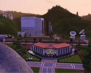 Base Militaire Sunset Valley