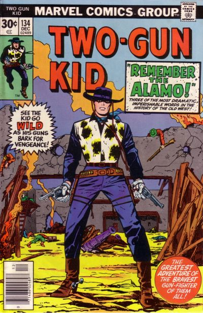 Two-Gun Kid - Avengers