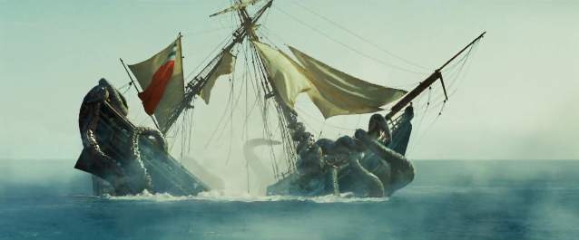 Kraken - Pirates of the Caribbean Wiki - The Unofficial ...