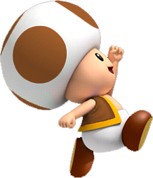 Image - BrownToad.png - Fantendo, the Video Game Fanon Wiki