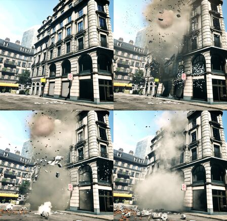destructible environments