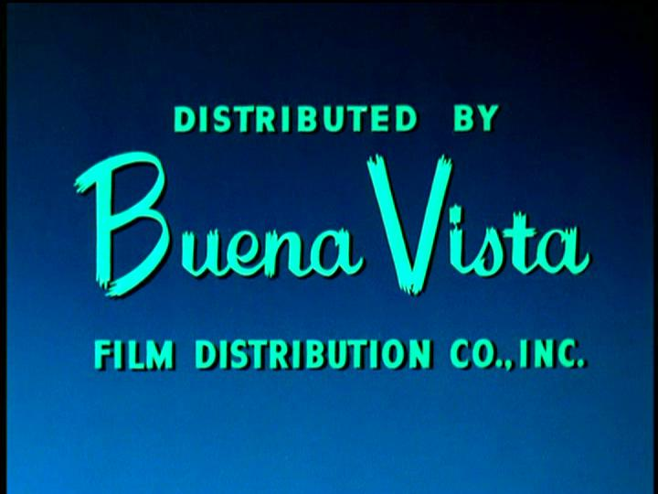 Buena Vista Pictures Distribution - Logopedia, the logo