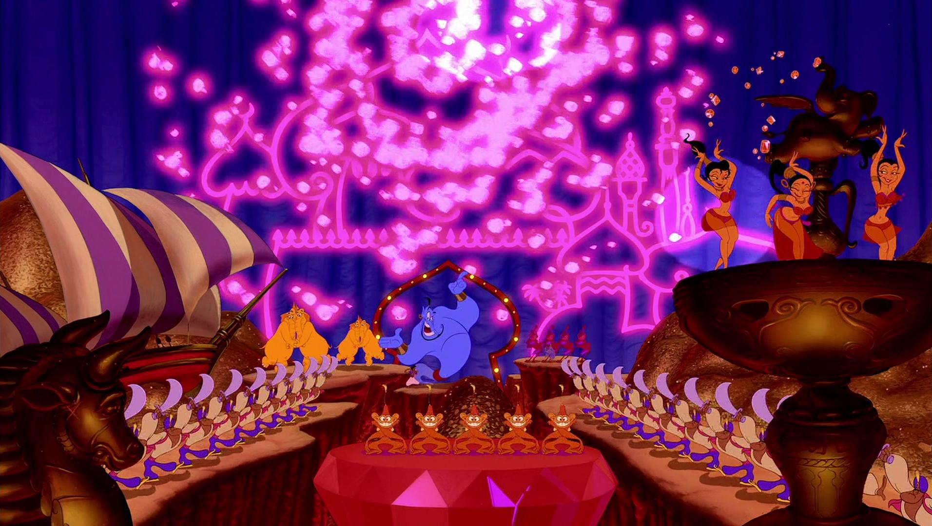 Aladdin 2019 length idea wikipedia