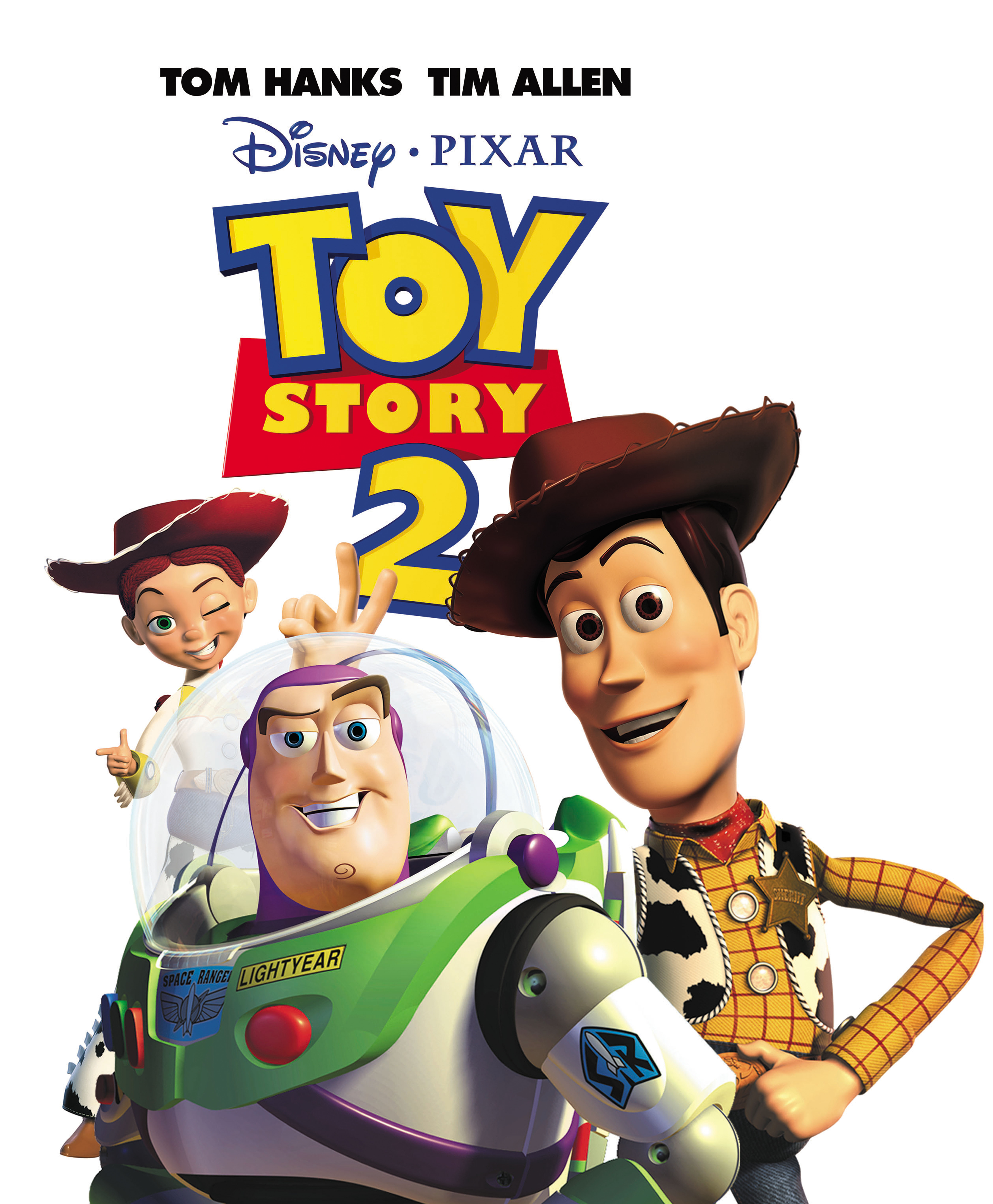 Toy Story 2 ทอย สเตอรี่ 2 HD 1999