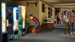 Les Sims 3 University 03