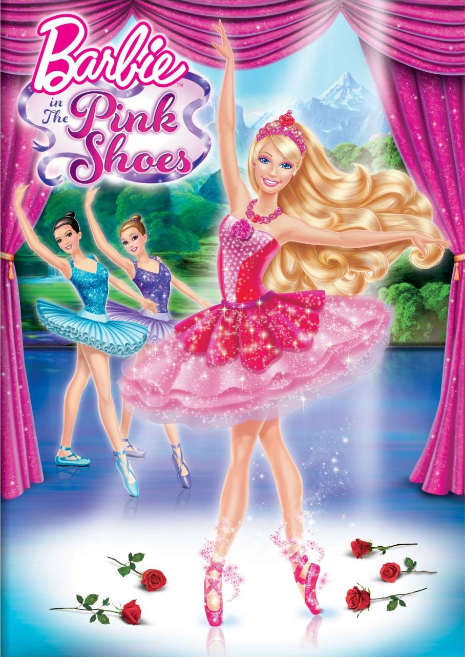 Barbie rêve de danseuse étoile dvdrip