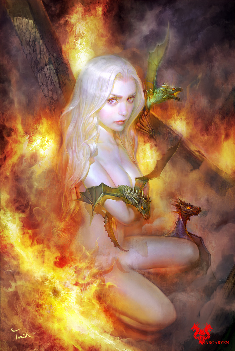 Daenerys Targaryen - A Song of Ice and Fire Wiki