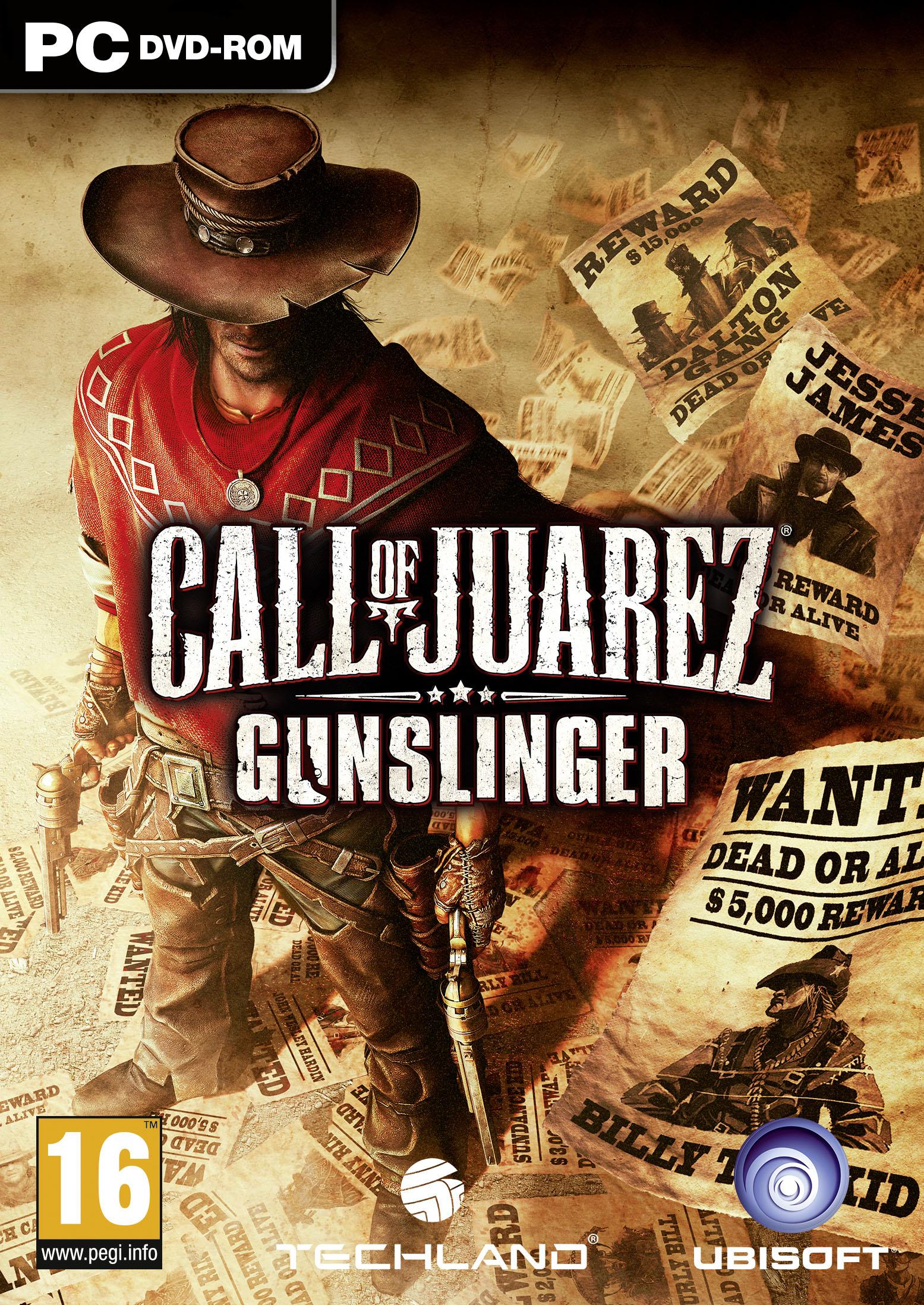 Call of Juarez: Gunslinger  PC Game Download