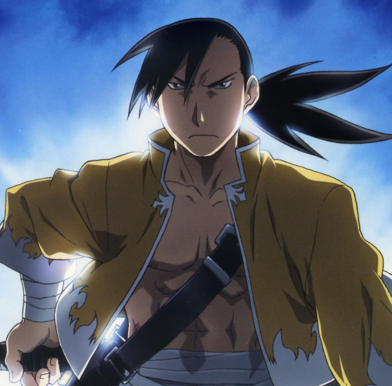 Ling Yao - Fullmetal Alchemist Wiki