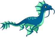 Sea Dragon 3d