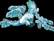 Ice Dragon 3d
