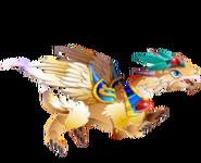 Archangel Dragon 2d