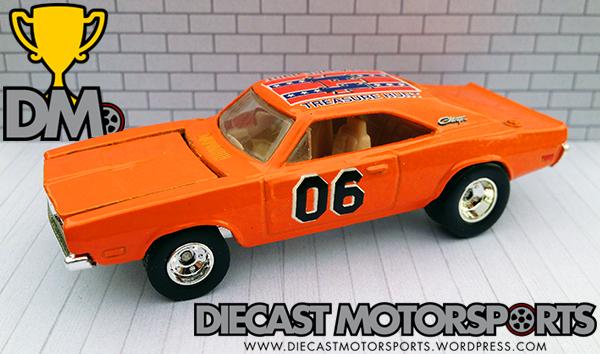 2006 Hot Wheels 1969 Dodge Charger Treasure Hunt